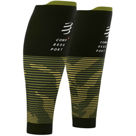 Compressport R2V2 Manchons de compression pour mollets, camo green